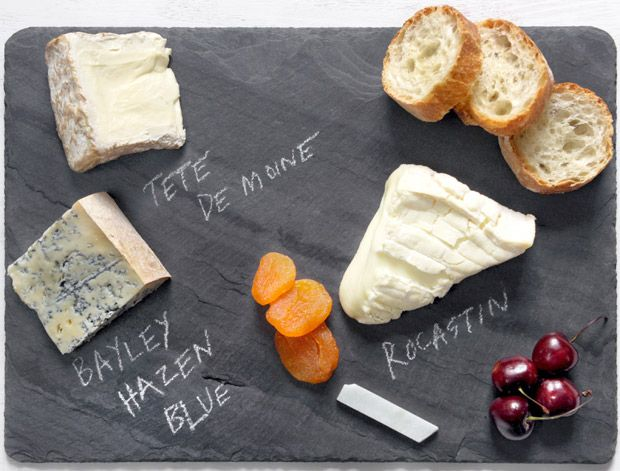 Brooklyn Slate- Truly tough cheeseboards born and made in New York