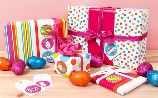 11 best easter gift wrapping images on pinterest easter gift wrap wrapcos carnival collection of gift wrap is ideal for easter gift wrapping negle Image collections