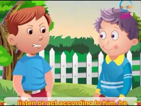 Control your anger - Emotional Well Being Series Kids Animation