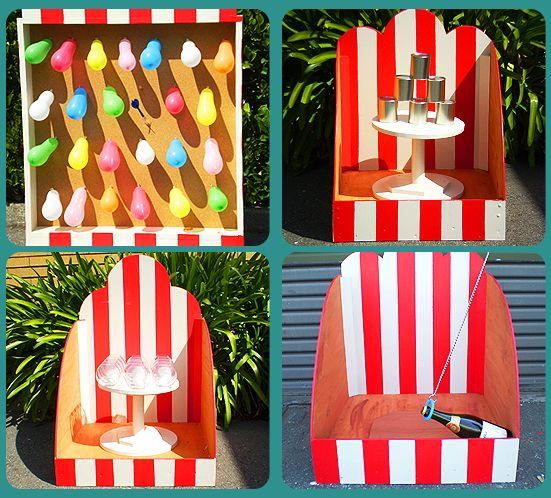 Best 25 carnival supplies ideas on pinterest circus carnival party carnival party supplies - Carnival theme decoration ideas ...