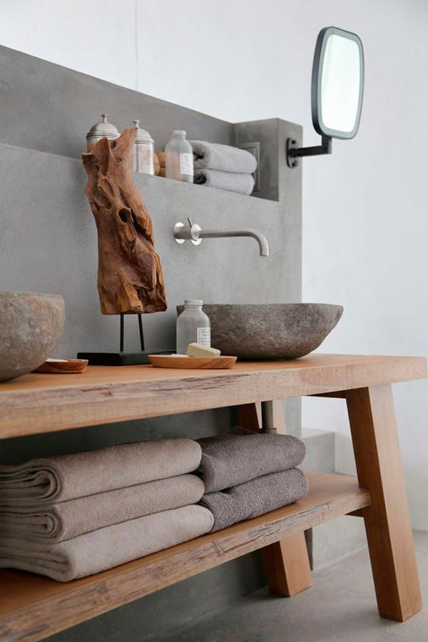 request. washstand on the budget.