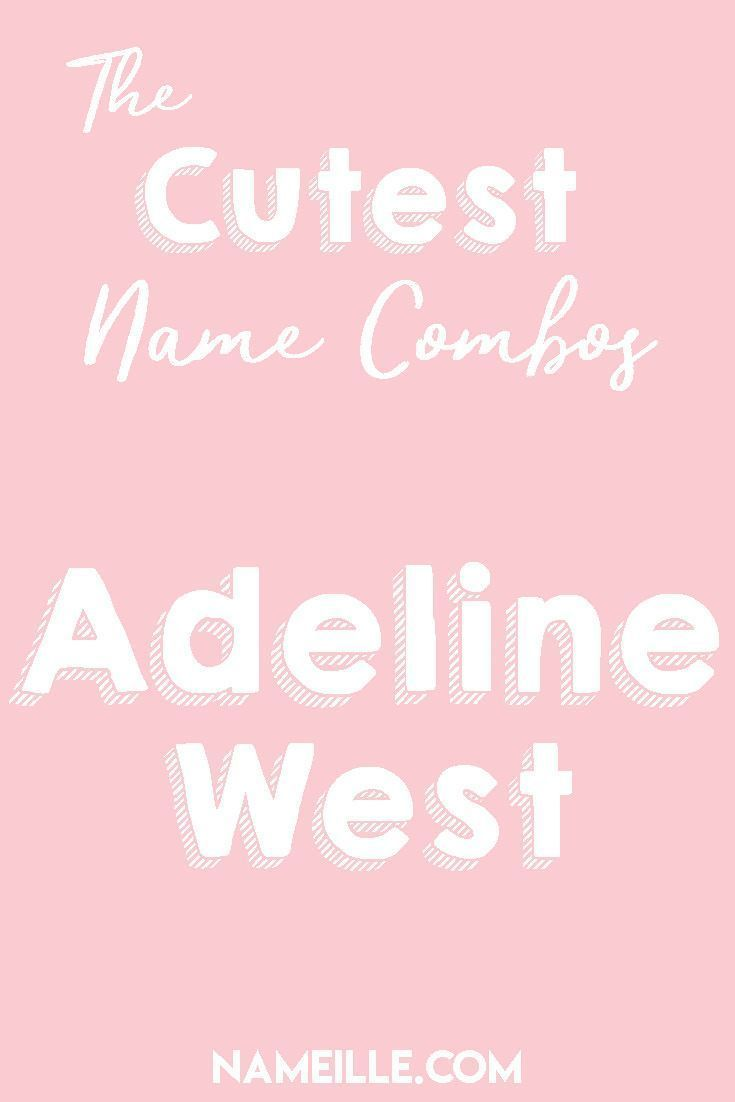 cute first middle name combinations what s in a name