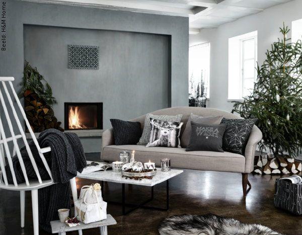 Slaapkamer Ideeen Goud : Kerst 2015 – H&M Home Kerst Collectie 2014 ...