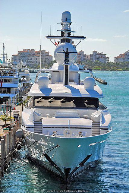 Mylin IV Super Yacht