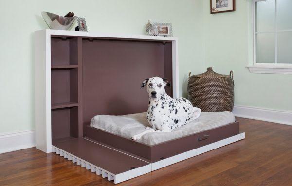 30 Intelligente Designs mit Klappbett - das Murphy-Bett