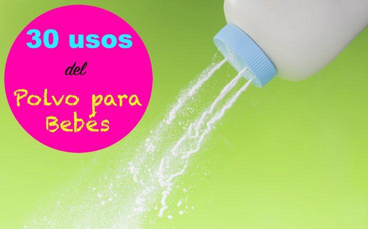 """Aclaratoria Es recomendable usar polvo para bebés natural que no contenga el ingrediente """"Talco"""" ya que estudios indican que este ingrediente es nocivo para la salud. Al usar el polvo para bebés sin el..."""