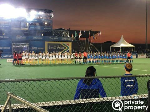 The SA Women's Hockey team are putting up a phenomenal fight in the Hockey World League.   So far, they have taken on India, Argentina, Chile and the USA.   The dedicated ladies of the SA Women's Hockey Team want to extend a massive thank you to their fans for making the event so great thus far!   #HWL2017 #hockey #sport #femaleathletes #wordleague