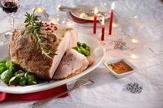 Joulukinkku ja omenakastike   K-ruoka #joulu