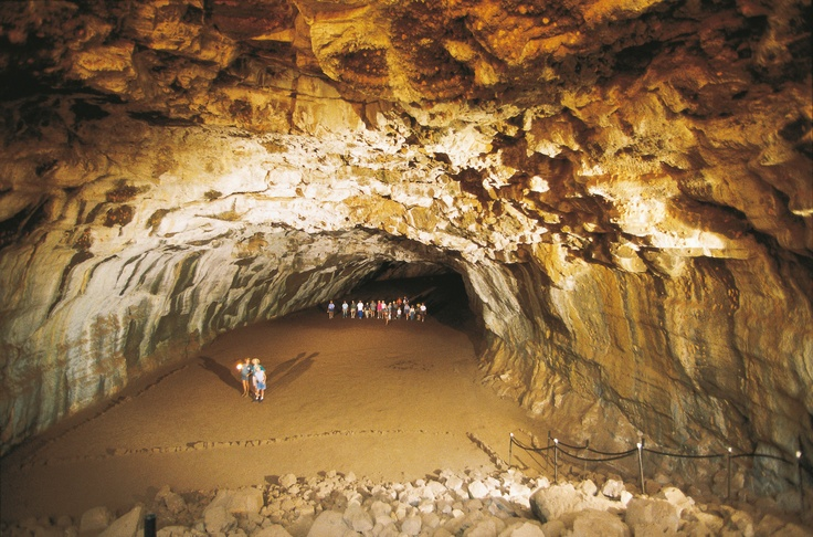 Undara Lava Tube, Tropical North Queensland, Australia
