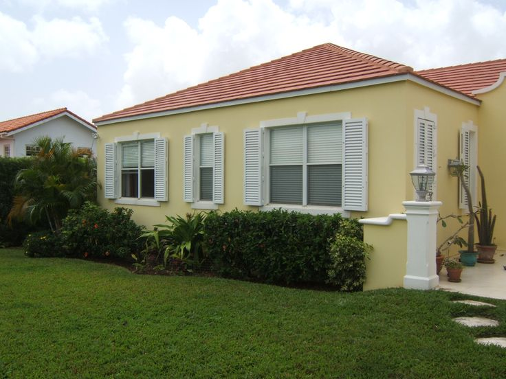 Quality Bahama and Colonial Shutters | Talius Caribbean