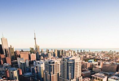 Its Going To Be As Warm As 16 Degrees In Toronto Today