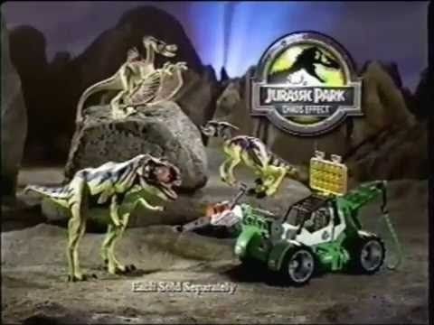 This Commercial From 1998 Is Exactly The Plot Of Jurassic World [Video] - Maybe Jurassic World has been in the making way longer than we all think. Back in 1998, a TV commercial aired that had the exact same plot.