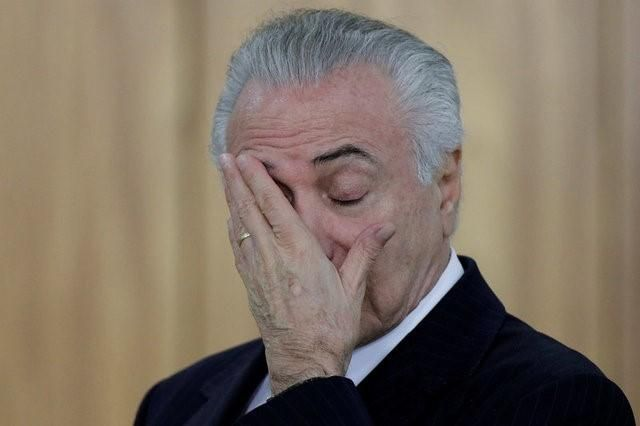 Brazil's Catholic President Temer charged with multi-million dollar corruption | Christian News on Christian Today