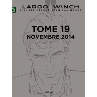 Largo Winch - Largo Winch, T19
