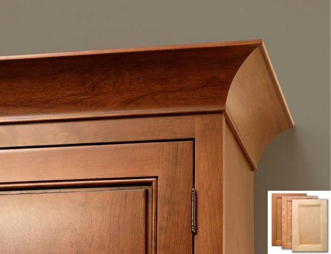 It Kitchens Chilton Traditional Oak Effect And Traditional Kitchen Trends With Images Crown Moulding Kitchen Cabinets Kitchen Cabinet Molding Kitchen Cabinet Crown Molding