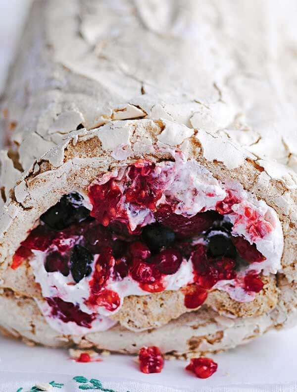 Try our easy to follow jamie's summer fruit roulade recipe. Absolutely delicious with the best ingredients from Woolworths.