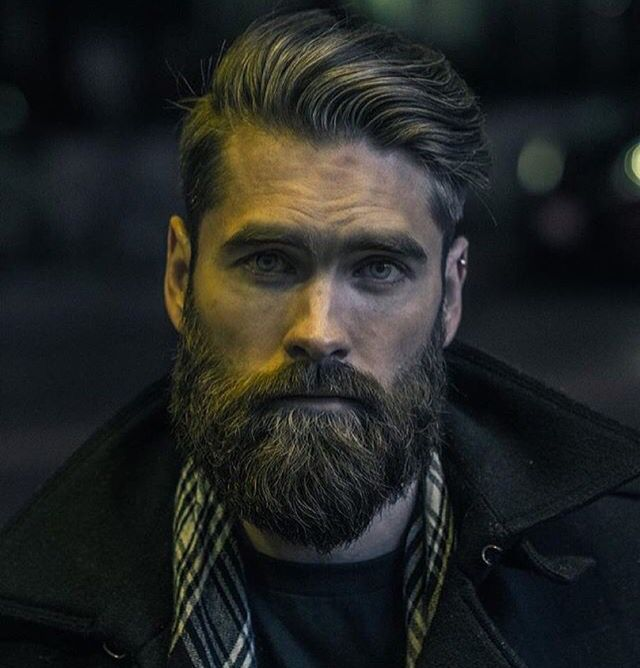 Best 25 Haircuts With Beards Ideas On Pinterest: Pin By Bucksworthy On Beard