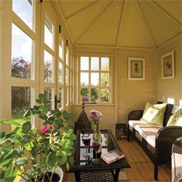 Rowlinson Chatsworth Summer House - GardenSite.co.uk