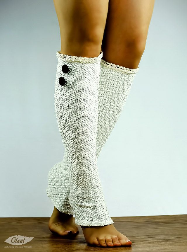 By (Oleel) SALE Leggings Boots Leg Warmer Under Boots ...