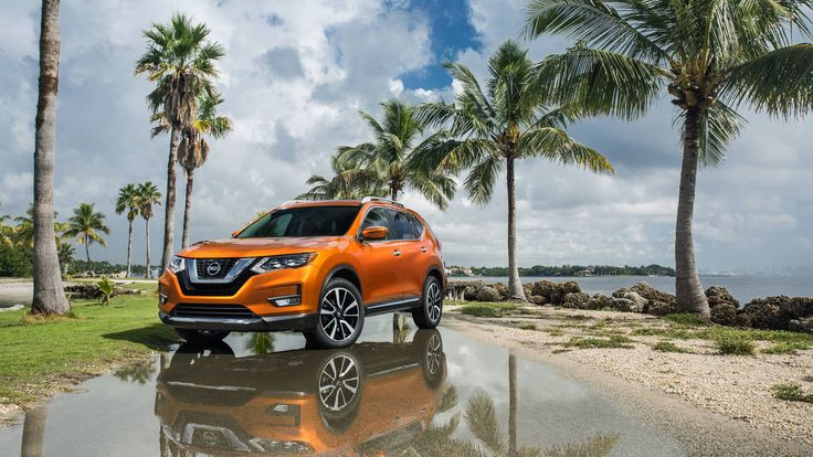 Check out the 2017 Nissan Rogue. #nissan #suv                              …