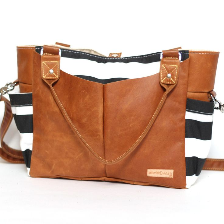 Better Life Bags -- able to design your own custom bag and it's for a good cause!