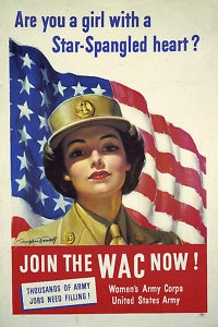 An analysis of the nurses and wartime the rise of army nurse corps of united states