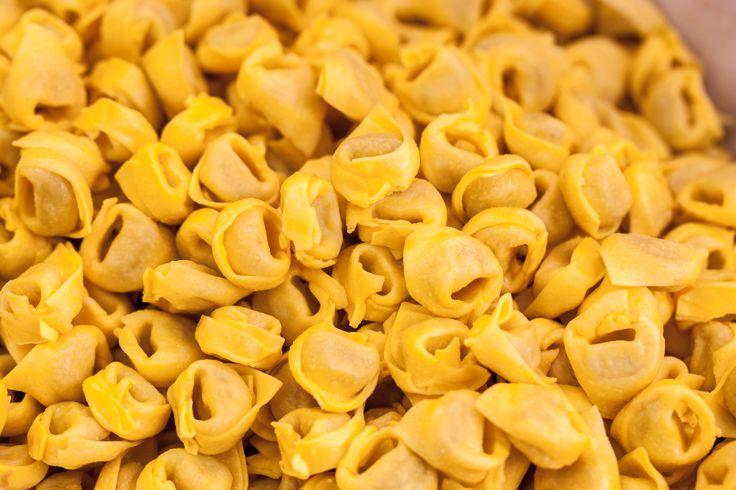 Tortellini #modena #mercatoalbinelli - foto di Giovanni Tagini - Archivio Comune…