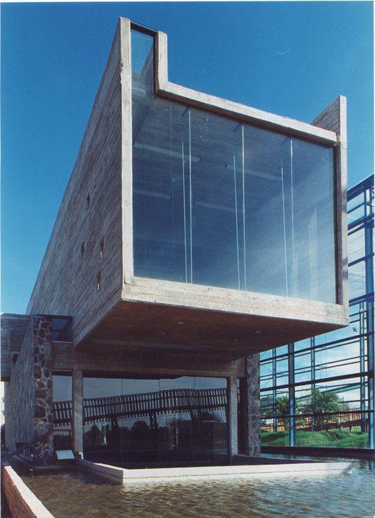 Edificio Central Jardin Botanico,