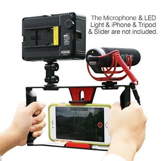 Vlog Vlogging Camera Setup Video Youtube Recording Mount