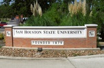 "Sam Houston State University, where I attended their Institute of Contemporary Corrections. In Huntsville, TX>""Prison City""."