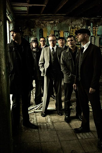 Flogging Molly <3