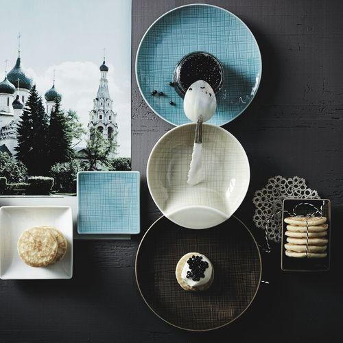 Rosenthal Mesh Dinnerware CollectionRosenthal Mesh Dinnerware Collection