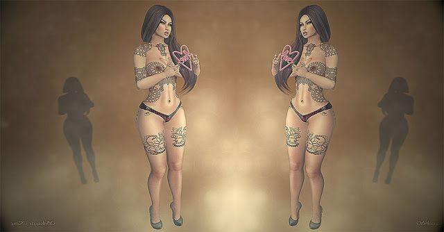 Style and Fashion S.K:  rezology Butterfly 178 rezology Hair HUD rezolog...