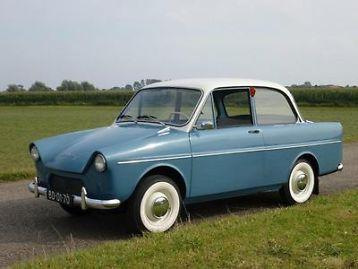 ≥ DAF 600 Luxe 1960 - Oldtimers - Marktplaats.nl