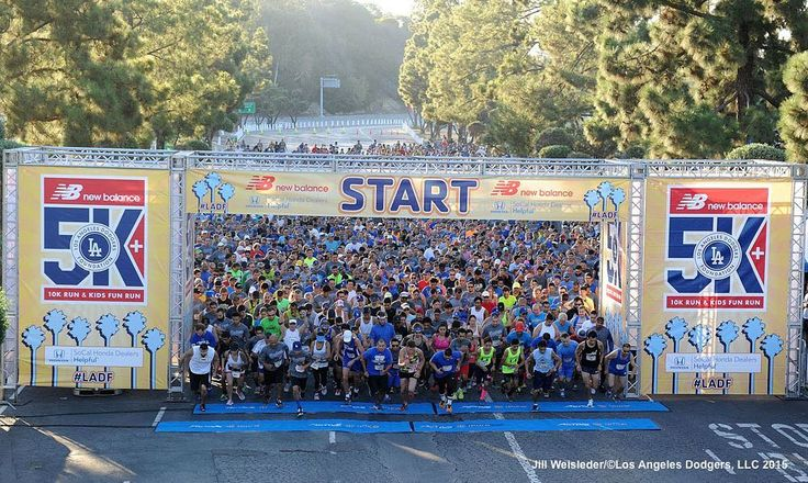 THINK BLUE: Register today for the New Balance Los Angeles Dodgers Foundation 5K & 10K Run and Kids Fun Run presented by Gazillion Bubbles to take place on Sunday October 2nd at Dodger Stadium. The first 3000 people to register for the 5K or 10K will get a voucher for a free reserve level Dodger game ticket. Visit Dodgers.com/RUN for all details and to register today!! #LADFrun by dodgersfoundation