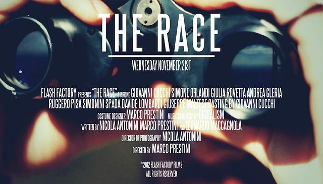 The Race, best subject @FilmLabFesatival, Brescia