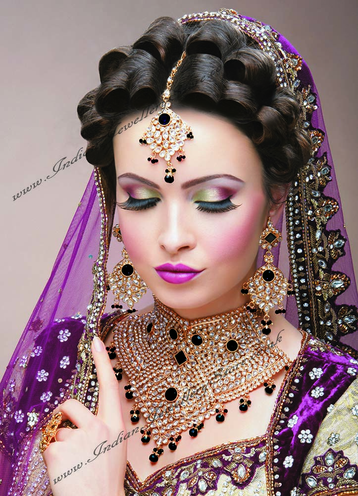 Beautiful Indian Girls: Fashion And Beauty Tips: Beautiful Indian Brides