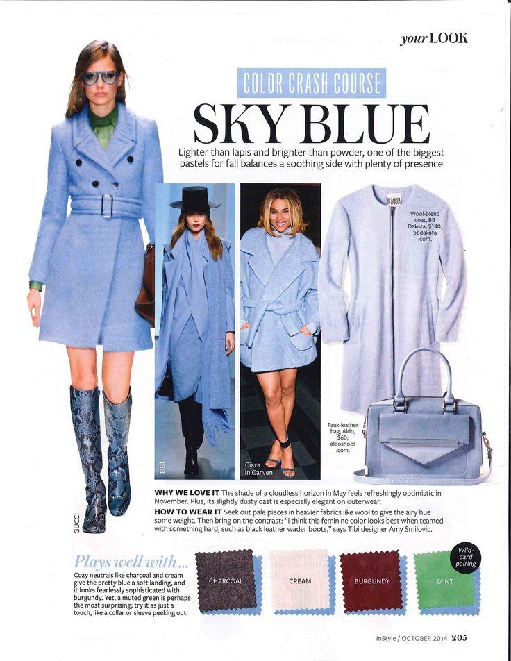 sky blue + charcoal/cream/burgundy/mint