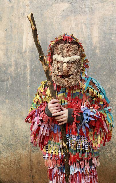 Festa dos rapazes de Baçal, Bragança, Tras os Montes - Portugal- by carlos gonzález ximénez, via Flickr