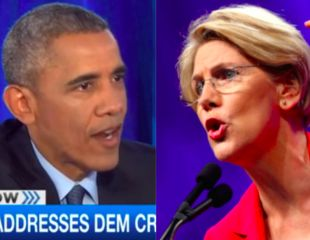 "Obama Says Elizabeth Warren Is ""Wrong"" on the TPP Trade Agreement—Clinton Fails to Say Yes or No The rift over the agreement in the Democratic party is growing."