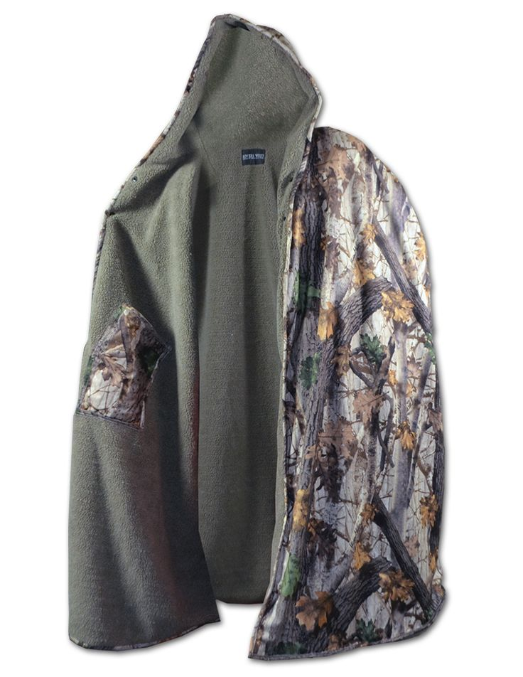 The alternative to expensive body-heater suits is here - the Waterproof Hunting Cape by RIVERS WEST.
