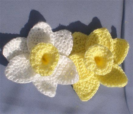 Daffodils of Spring - Crochet Me