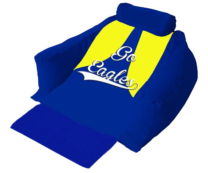 We're Flying High! Cheer on the boys in comfort on your very own Wedg-eze lounger!.  #goeagles #NRL #wedgeze