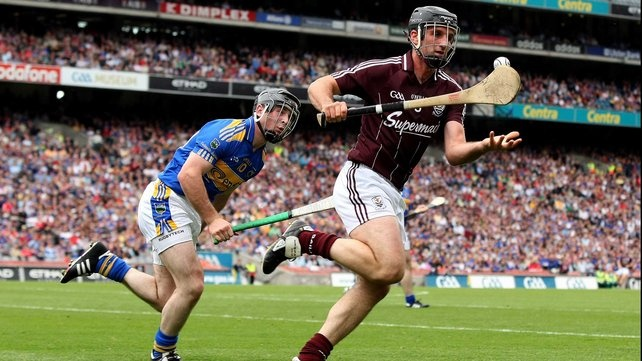 Kavanagh returns to Galway hurling squad. pinned from RTE