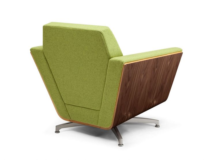 Lounge Seating And Casework Creates An Eye Catching, Dramatic Presence With  Molded Plywood, Exposed Edges, Thoughtful Upholstery, And Organic Beauty.