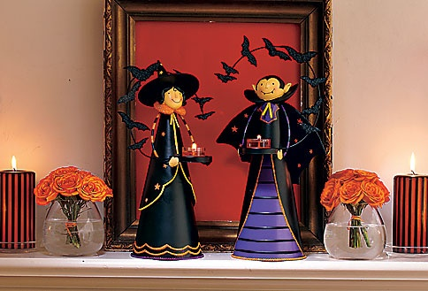 Count Batcula Tealight Holder Votives #PartyLite: Mantle Ideas, Abracadabra Witch, Batcula Tealight, Witch Holders, Mantels Ideas Now, Networkingwitches Com, Mantles Ideas, Batcula Witch Tealight, Counted Batcula Witch