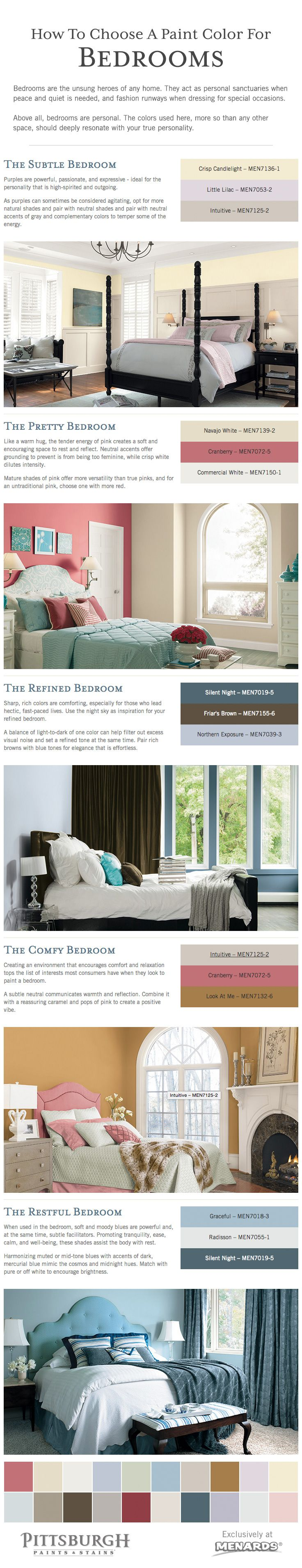 how to choose a paint color for a bedroom tips above all bedrooms
