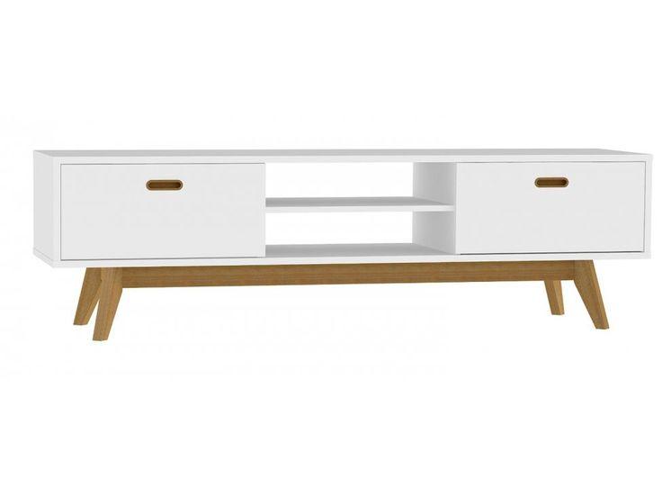 Szafka RTV Bess — Szafki RTV Tenzo — sfmeble.pl  #scandinavian  #style  #interior  #homedesign #furniture #rtv