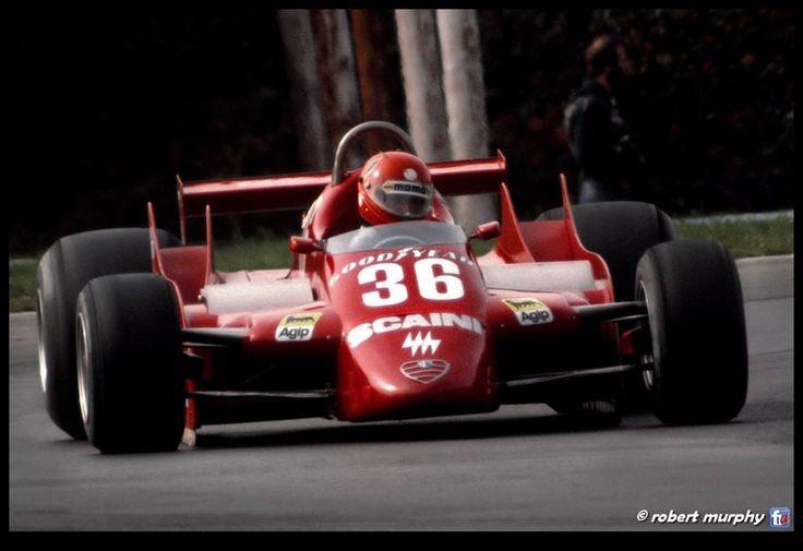 Vittorio Brambilla - Watkins Glen 1979