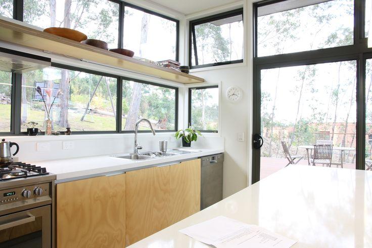 MAKO Modular Homes, JAWS Architects.